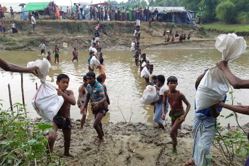 Myanmar: el CICR intensifica la ayuda a personas que huyen de la violencia