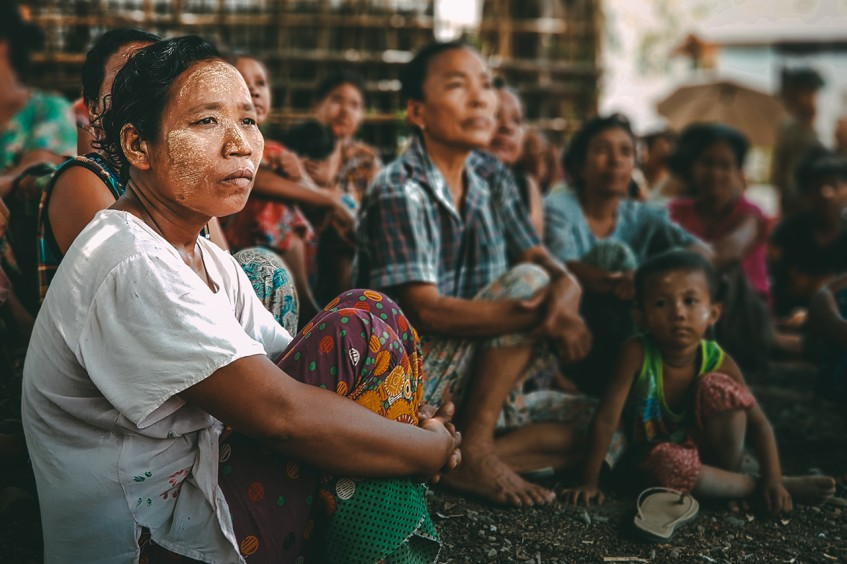 Myanmar: dando prioridade às pessoas em Rakhine