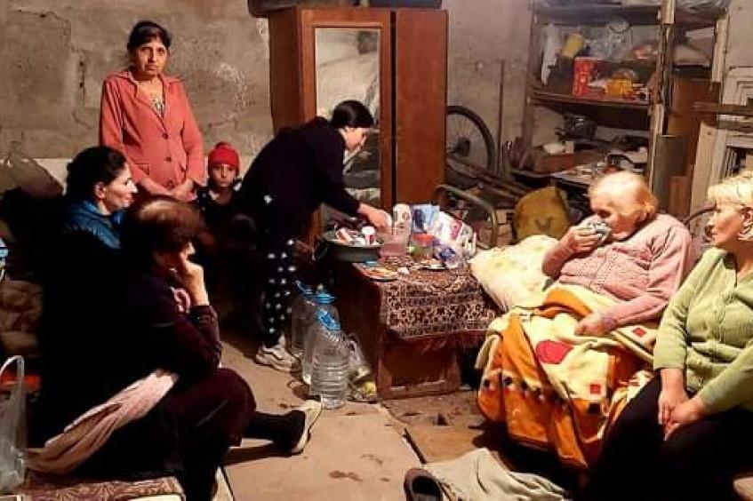 Haut-Karabakh : les civils paient un lourd tribut à l'escalade de la violence