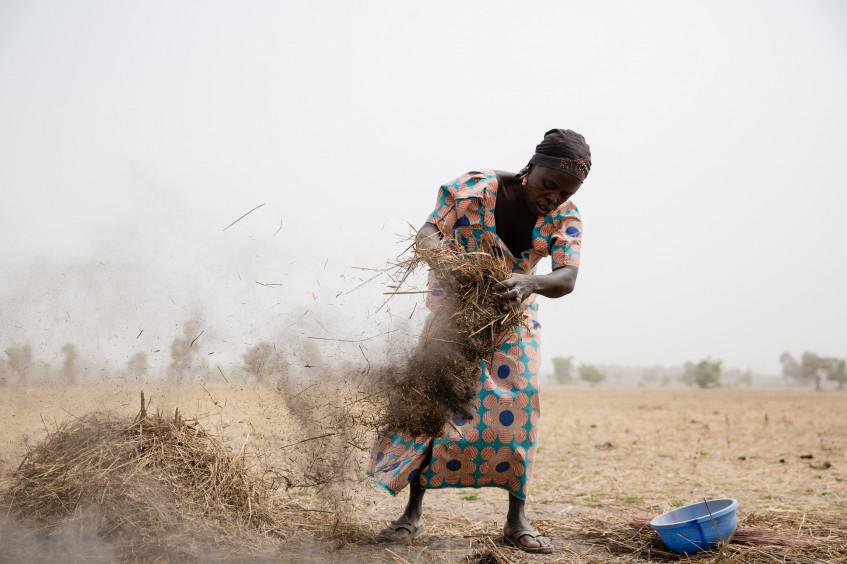 Resistir el conflicto y el coronavirus en Borno, Nigeria