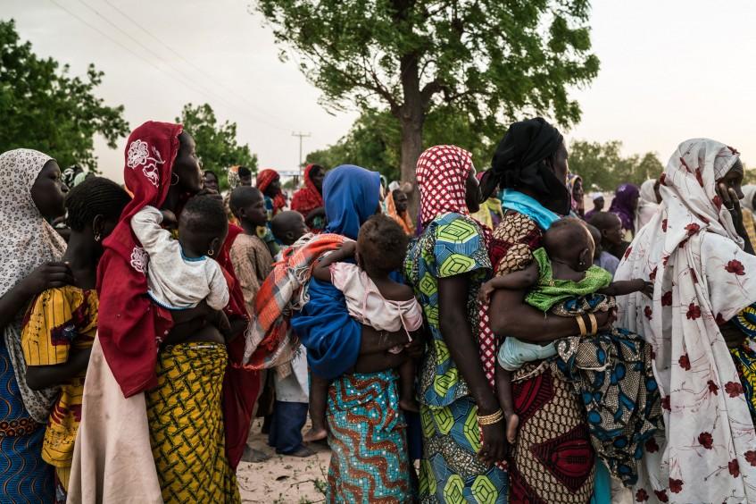 尼日利亚:2017年应对受武装冲突影响民众的需求