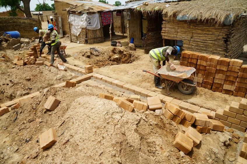 在尼日利亚约贝州应对受武装冲突影响民众的需求
