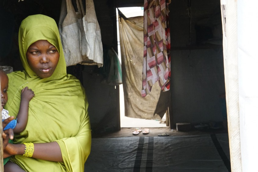 Responding to the needs of vulnerable people in North East Nigeria