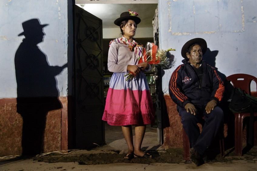 Fotógrafa peruana Ángela Ponce Romero, ganadora del premio Visa de Oro humanitaria 2017