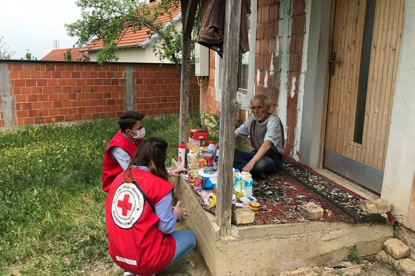Kosovo: How ICRC is responding to COVID-19 pandemic