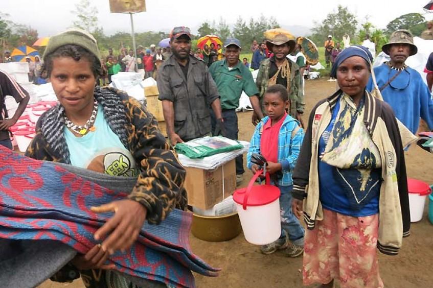 Papúa Nueva Guinea: atrapados en los enfrentamientos entre clanes