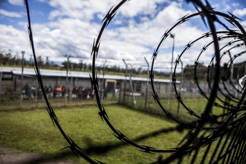 巴布亚新几内亚:家属探视活动在东新不列颠省点燃希望