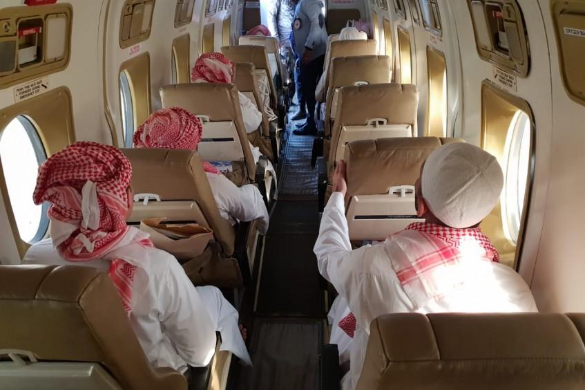 السعودية: اللجنة الدولية للصليب الأحمر تسهل إعادة سبعة يمنيين من الرياض إلى صنعاء
