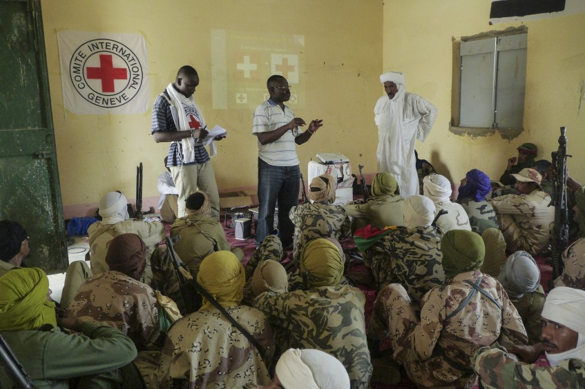 ICRC: Study shows more the conflicts, greater the danger for people