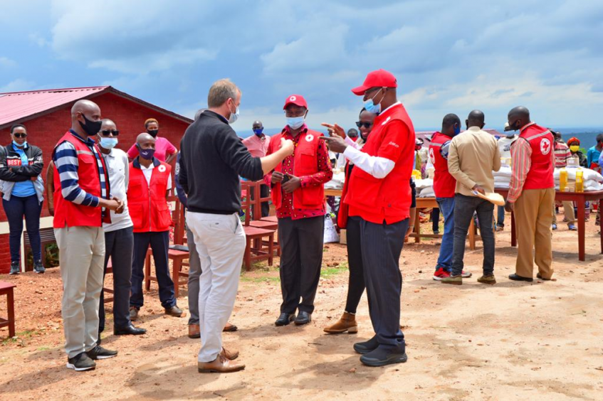 Rwanda: Red Cross Movement scales up to prevent spread of COVID-19 in communities