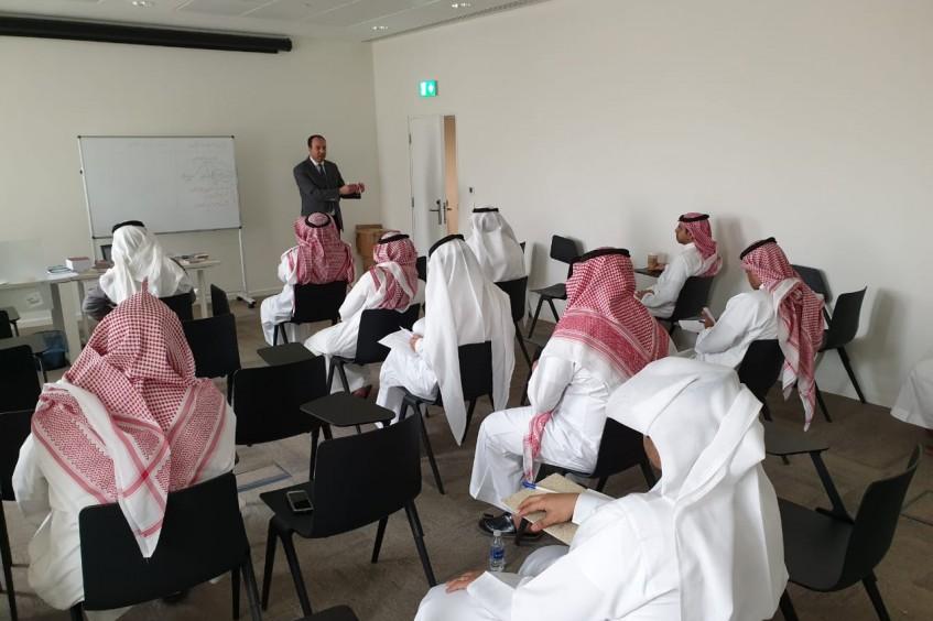 المملكة العربية السعودية: دبلوماسيون يحضرون دورة اللجنة الدولية الأولى حول القانون الدولي الإنساني