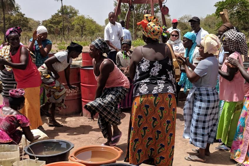 """Sénégal : """"Avant l'implantation du projet, on avait qu'un seul repas par jour."""""""