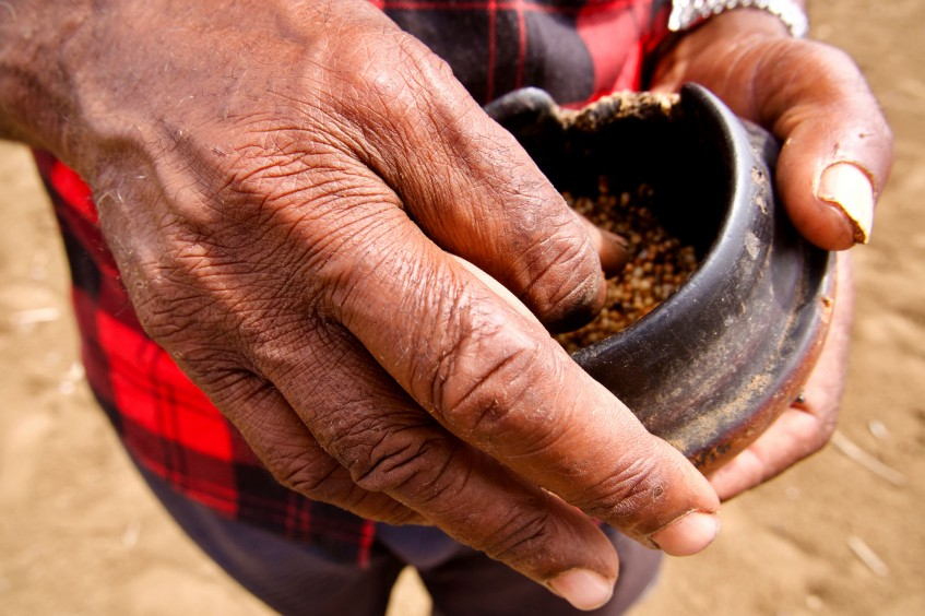 Сомали: жизненно важная помощь пострадавшим от страшной засухи