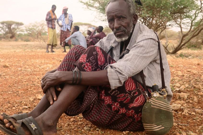 Somalie : le manque de pluies menace le nomadisme