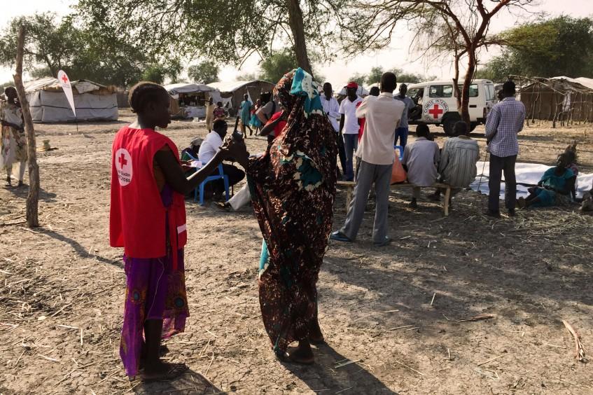 Sudão do Sul: O telefonema que reconectou 2,5 mil pessoas separadas pela guerra