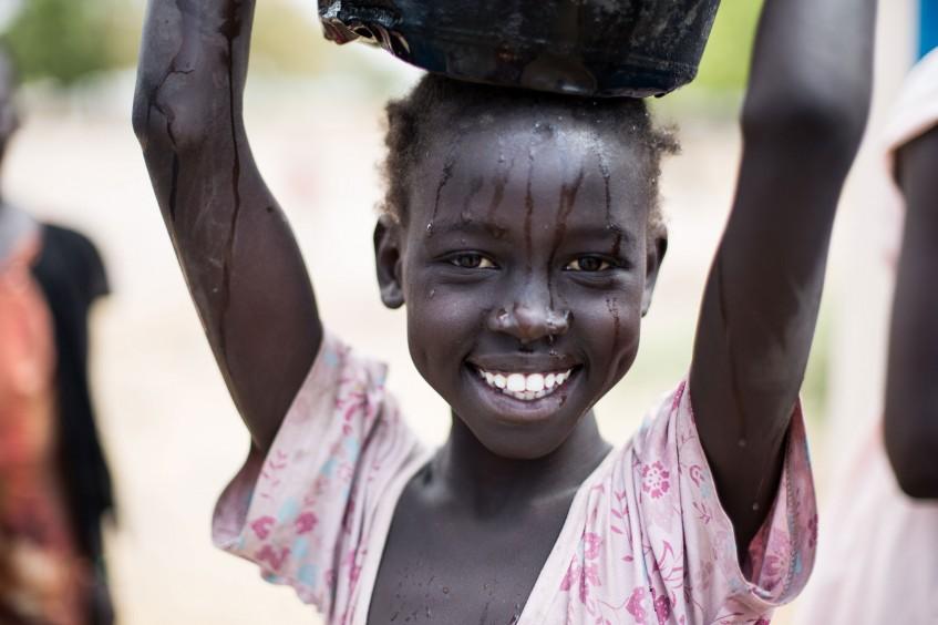 Sudán del Sur: energía solar para abastecer de agua a 15.000 personas