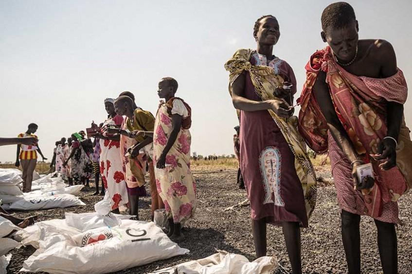 """МККК: """"Срочно увеличить объемы помощи, чтобы предотвратить голод"""""""