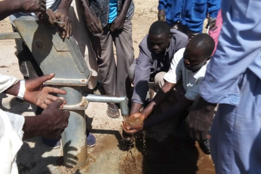 Clean water is now a short walk away for 40,000 Sudanese