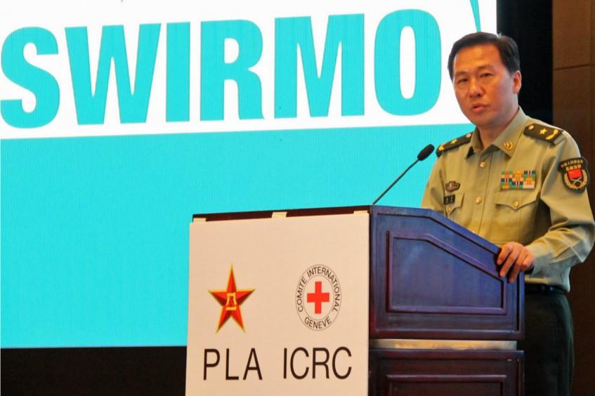 China: los jefes militares de todo el mundo buscan mayor respeto al derecho de la guerra