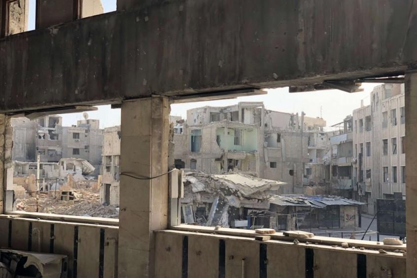 Declaración del CICR en la segunda conferencia de Bruselas sobre Siria