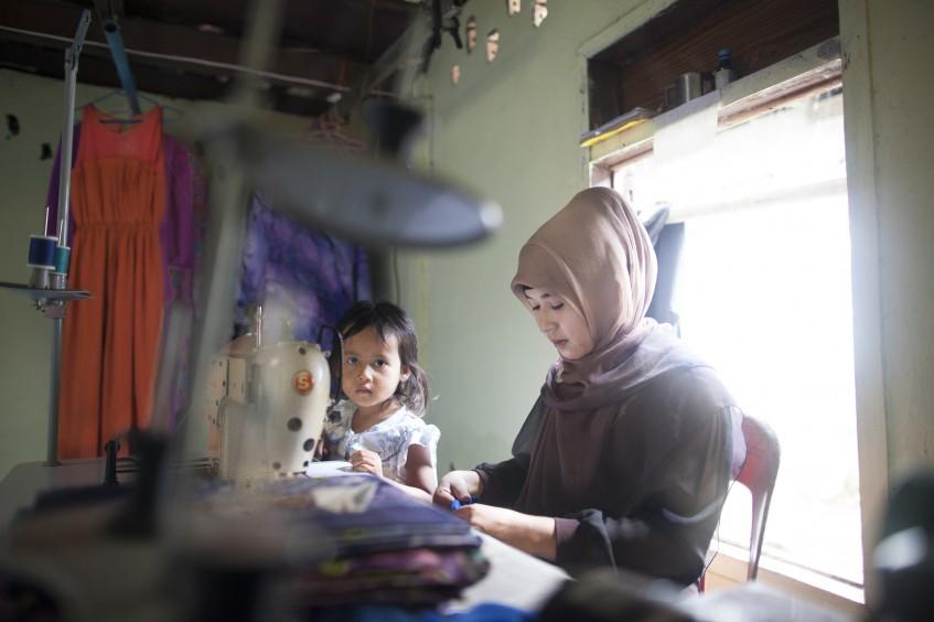 Tailandia: reconstruir la vida y la subsistencia en el Sur Profundo