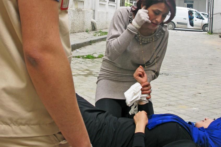 Délégation du CICR à Tunis - Bulletin, juillet 2014