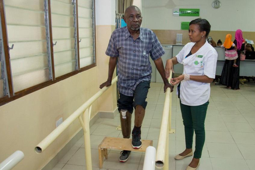 Tanzania: Taking physical rehabilitation a step further