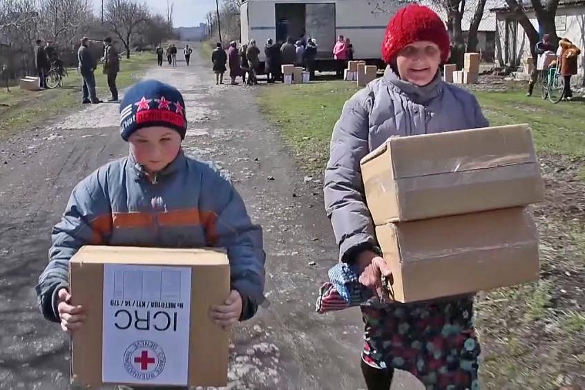 População do leste da Ucrânia necessita de mais ajuda para reconstruir suas vidas