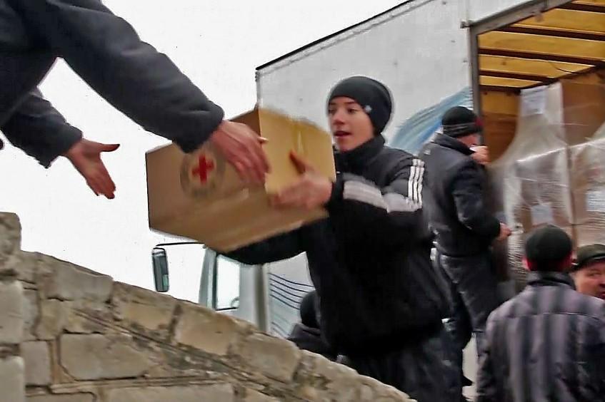أوكرانيا / روسيا: موافقة الرئيسين على إيصال المساعدات الإنسانية إلى شرق أوكرانيا