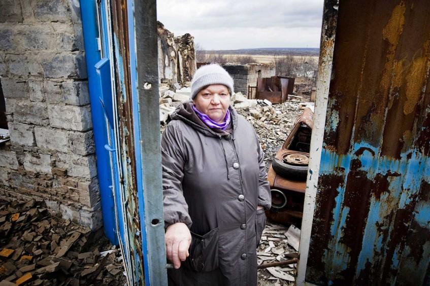 أوكرانيا: أبرز الأنشطة لعام 2016