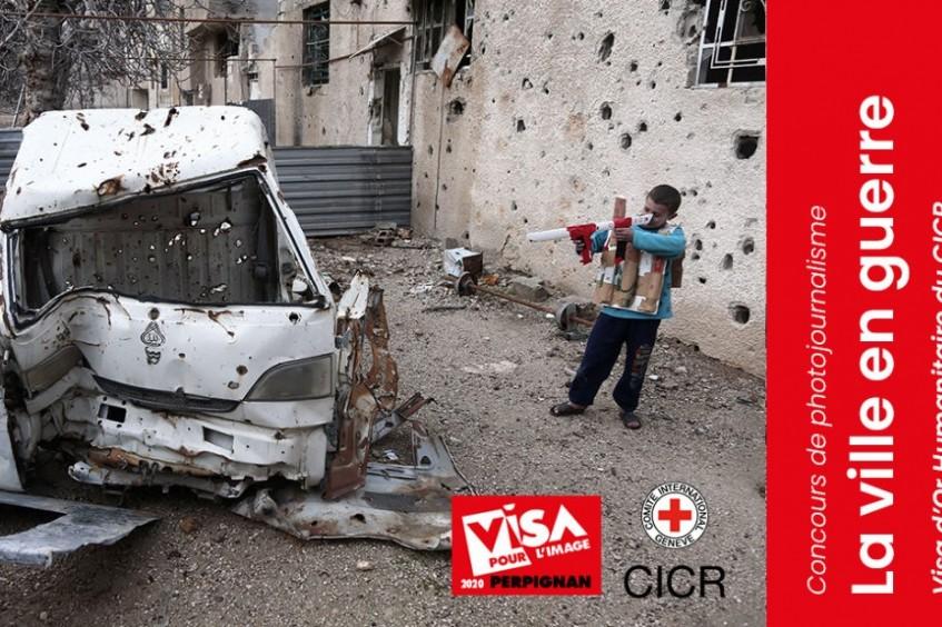 Ouverture du Visa d'Or Humanitaire du CICR 2020