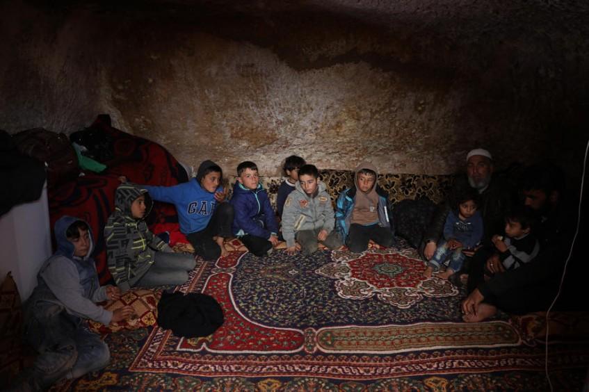 Siria: cientos de miles de nuevos desplazados en situación de urgencia humanitaria