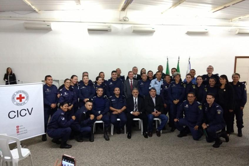 Guardas de Fortaleza são capacitados na aplicação de Normas Internacionais de Direitos Humanos