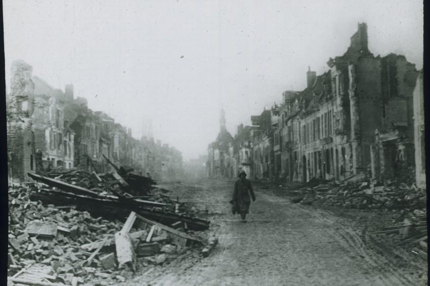 150 anos de ação humanitária: a Primeira Guerra Mundial