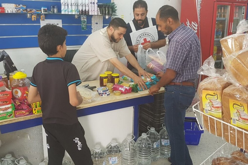 إطلاق برنامج التحويلات النقدية في ليبيا