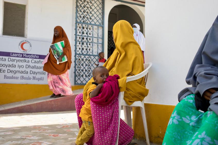 索马里:新冠肺炎疫情期间传染病激增,初级卫生保健诊疗及儿童疫苗注射锐减