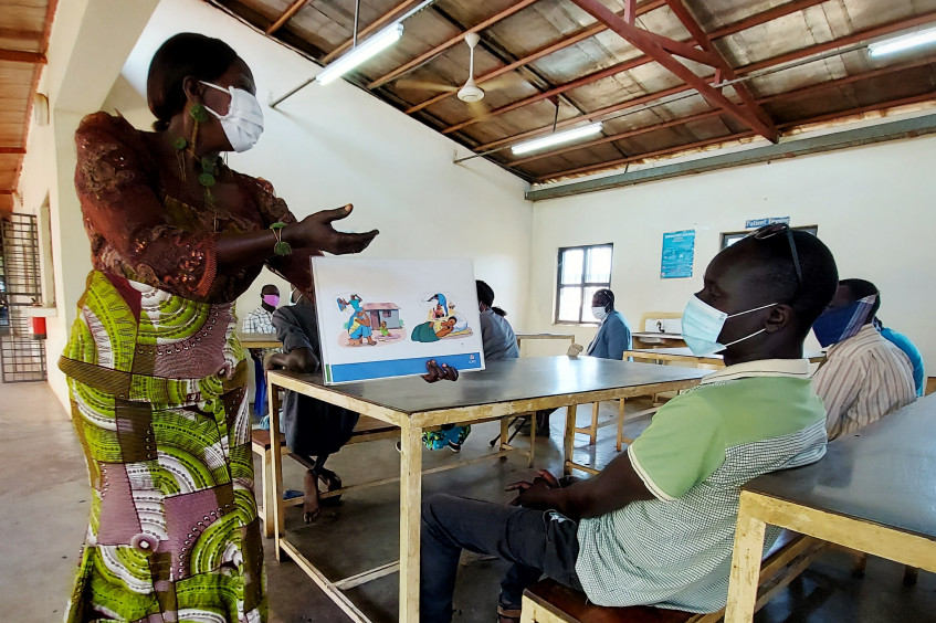 South Sudan: Depression, anxiety common as huge gaps remain in mental health care