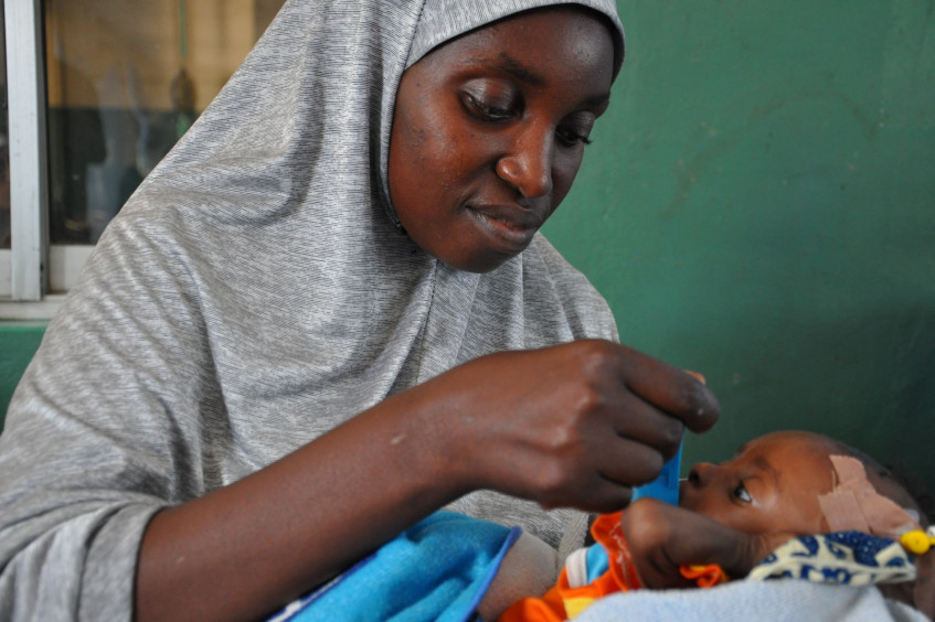 Nigeria: The important role of mothers in treating malnutrition in children