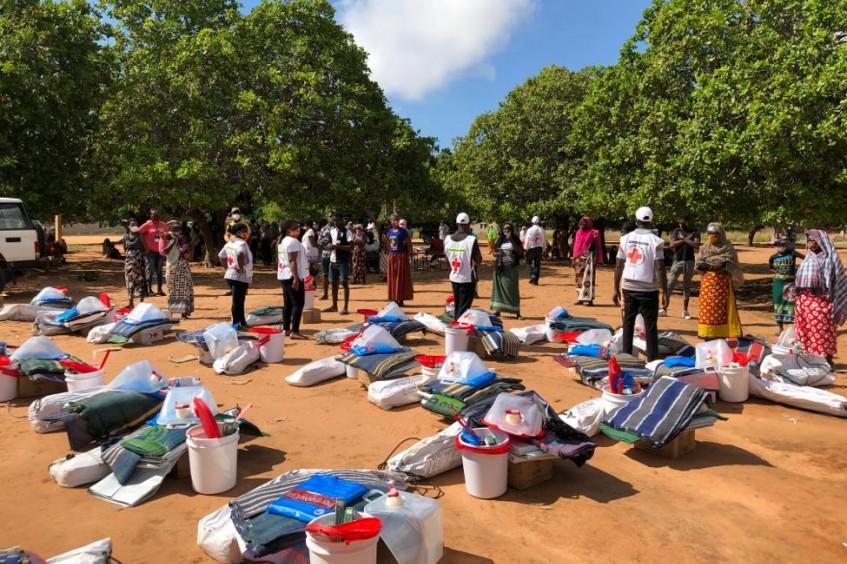 COVID-19: Hilfe für Vertriebene in Cabo Delgado