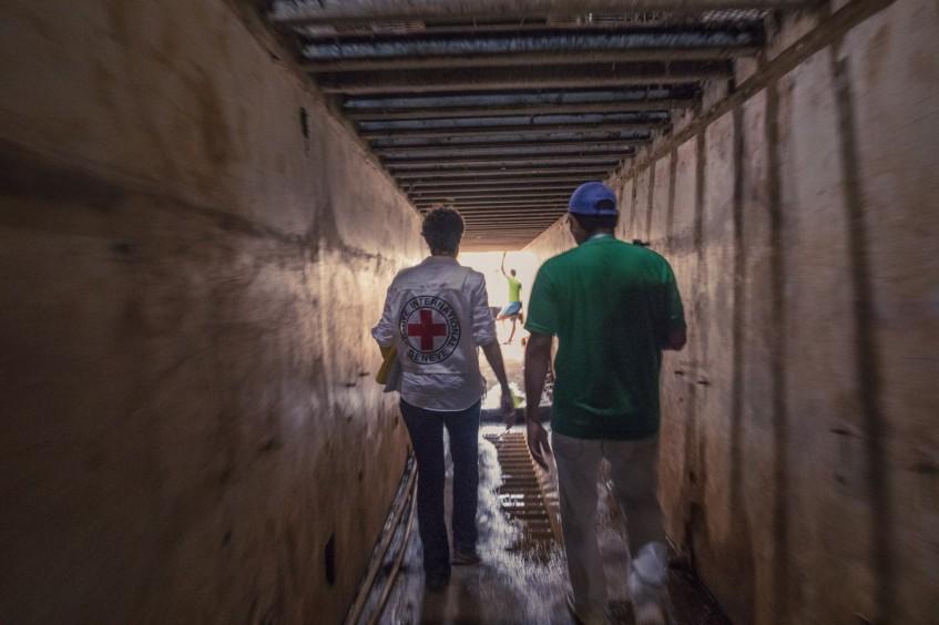 México: expertos en sistemas penitenciarios de América Latina impulsan buenas prácticas para el trato a las personas privadas de libertad.