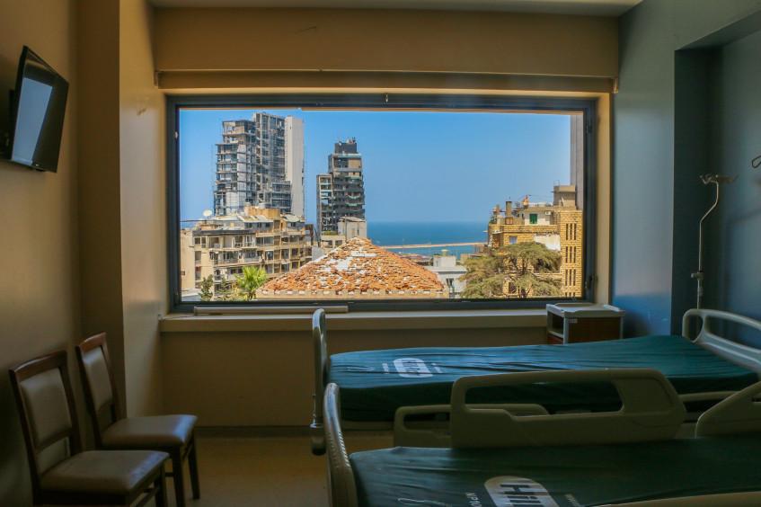 انفجار بيروت: استجابة اللجنة الدولية حتى أكتوبر /تشرين الأول 2020