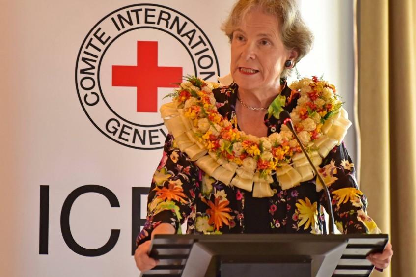 斐济:太平洋岛国国际人道法圆桌会议