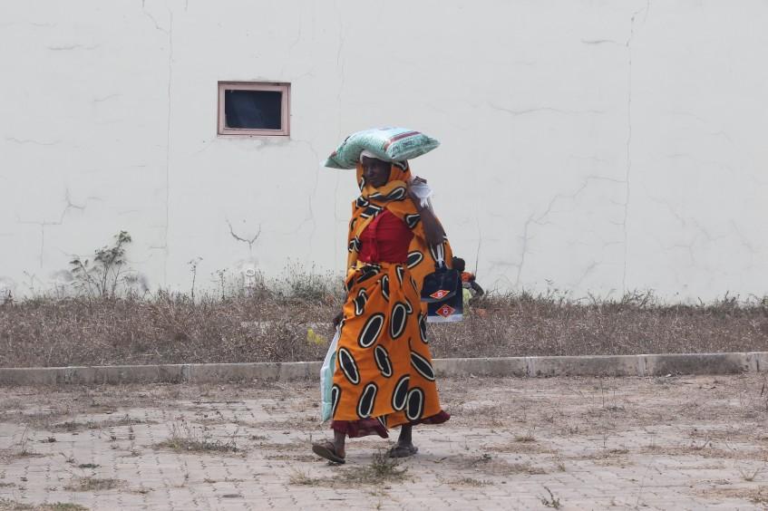 Mozambique: Preparing for planting season in Macomia