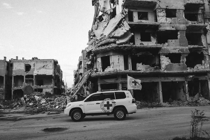 Protéger toutes les victimes des conflits armés : l'incessant combat