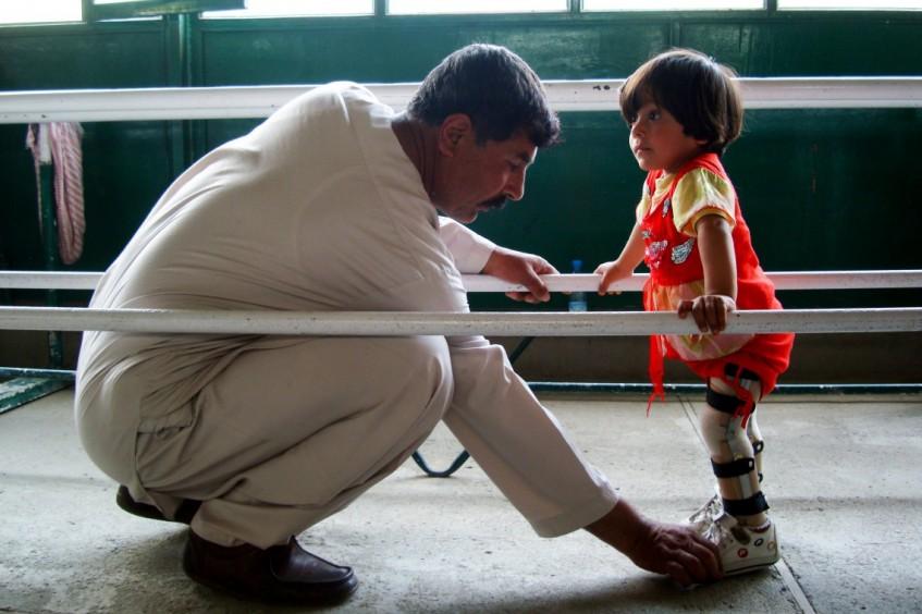 Afghanistan : un nombre record de personnes handicapées ont sollicité l'aide du CICR en 2018