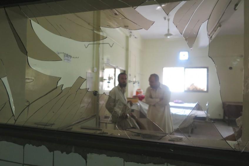 باكستان: أكثر من 50 قتيلاً في تفجير مروع لمستشفى في كويتا