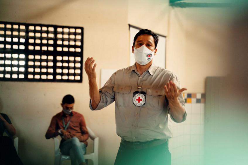 Balance humanitario 2020: la COVID-19 es una carga adicional para las personas más vulnerables en los países del Cono Sur y Brasil, evalúa el CICR