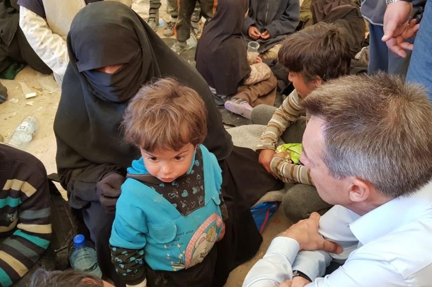 Declaración de Peter Maurer, presidente del Comité Internacional de la Cruz Roja (CICR), al término de cinco días de visita en Damasco y el nordeste de Siria