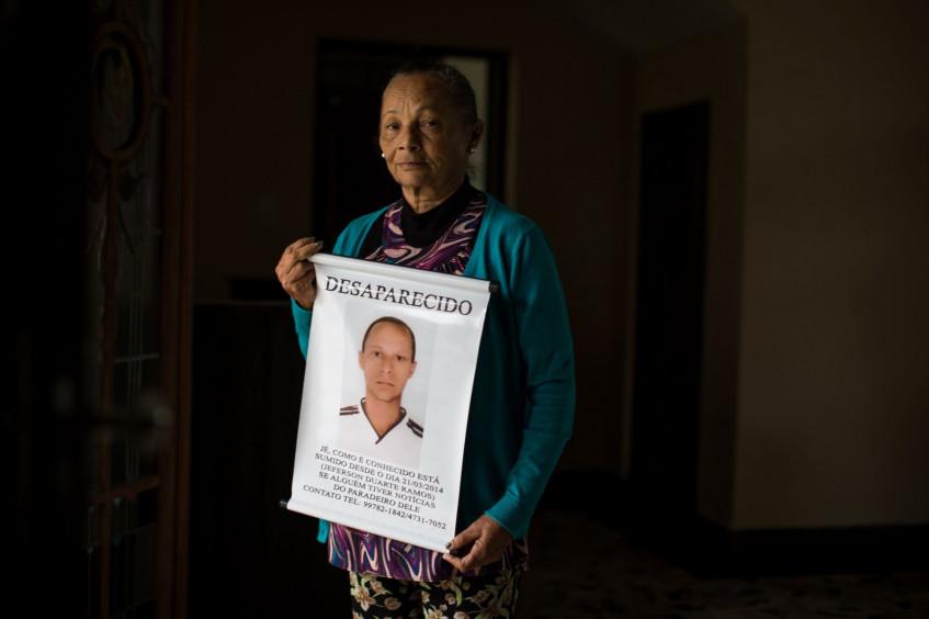 Brasil: aún durante la pandemia, se registraron<br/>62,8 mil desapariciones