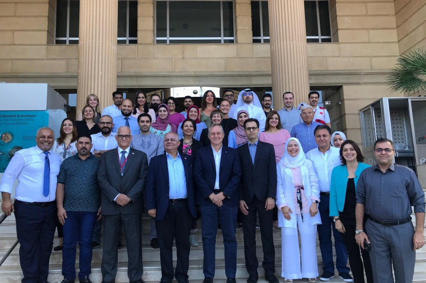 Second Regional Movement Communication Workshop takes place in Beirut